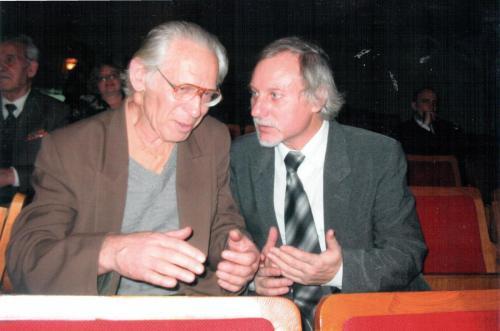 С  Владимиром Михайловичем Цендровским